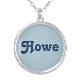 Collar Howe