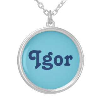 Collar Igor
