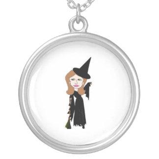 Collar místico de la bruja