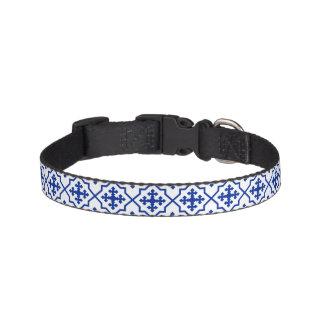 Collar Para Mascotas Azul marroquí