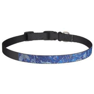 Collar Para Mascotas Cosmos azul #2