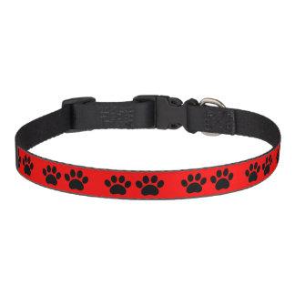 Collar Para Mascotas Cuello de perro del diseño de las impresiones de