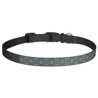 Collar Para Mascotas Cuello de perro multicolor del modelo - academia