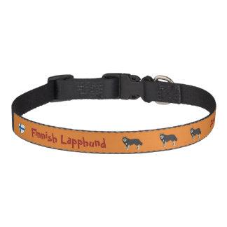 Collar Para Mascotas Lapphund finlandesas dog collar