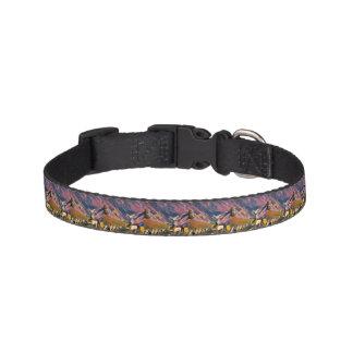 Collar Para Mascotas moderno, dadaism, digital, pintura, colorida,