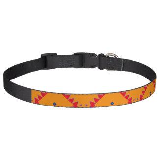 Collar Para Mascotas Rhombus y otras formas