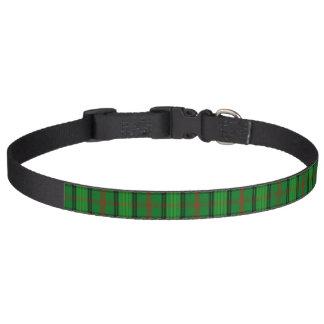Collar Para Mascotas Tartán de Ross del clan