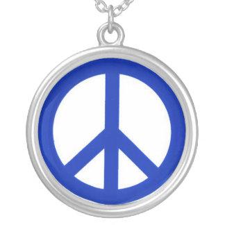 """Collar pendiente de la """"paz"""""""