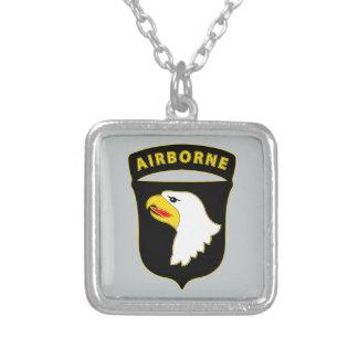 Collar Plateado 101o División aerotransportada - servicio del