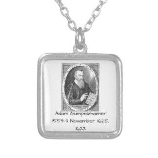 Collar Plateado Adán Gumpelzhaimer
