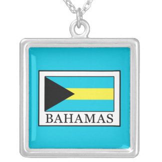 Collar Plateado Bahamas