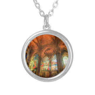 Collar Plateado Catedral Edimburgo Escocia de St Giles