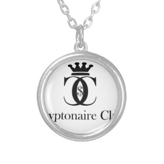 Collar Plateado Club de Cryptonaire