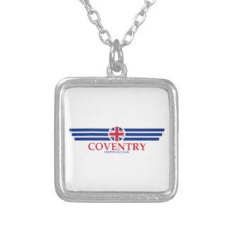 Collar Plateado Coventry
