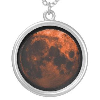 Collar Plateado Eclipse lunar total 12/20/2010
