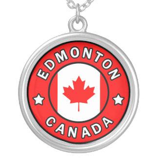 Collar Plateado Edmonton Canadá