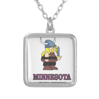 Collar Plateado Equipo de Minnesota