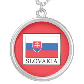 Collar Plateado Eslovaquia