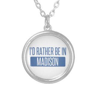 Collar Plateado Estaría bastante en los WI de Madison