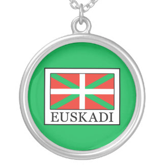 Collar Plateado Euskadi