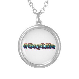 Collar Plateado #GayLife