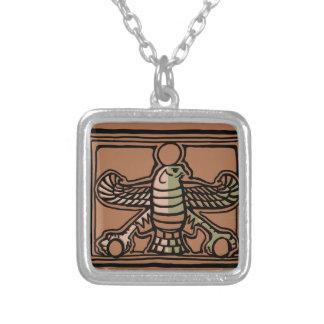 Collar Plateado Imperio de Achaemenid por AncientAgesPrints