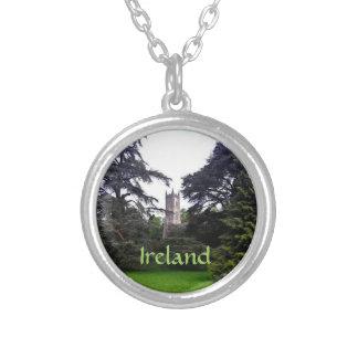 Collar Plateado Irlanda