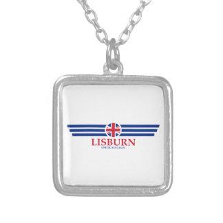 Collar Plateado Lisburn