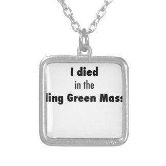 Collar Plateado Morí en la masacre de Bowling Green