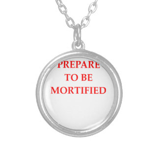 COLLAR PLATEADO MORTIFIED