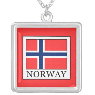 Collar Plateado Noruega