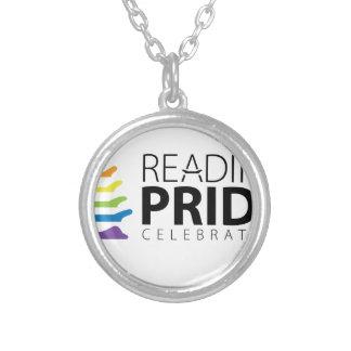 Collar Plateado Orgullo de la lectura