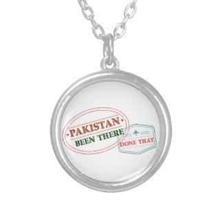 Collar Plateado Paquistán allí hecho eso