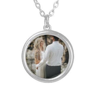 Collar Plateado Regalos de boda