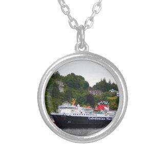 Collar Plateado Transbordador, Oban, Escocia occidental