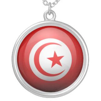 Collar Plateado Túnez