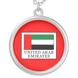 Collar Plateado United Arab Emirates