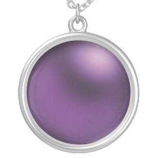 Collar púrpura del placer - Violette Kette