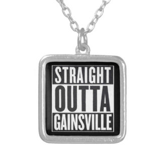 Collar recto de Outta Gainsville