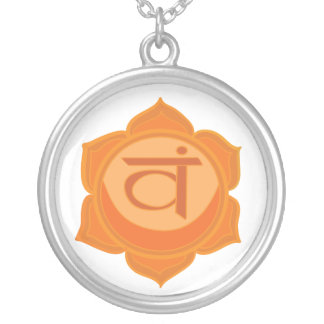 Collar redondo sacro de Svadhisthana Chakra