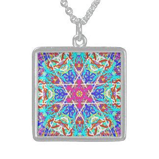"""Collar sagrado del """"Gargoyle"""" de la geometría en"""