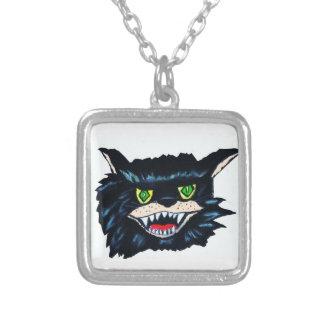 Collar TRAVIESO del CAT NEGRO de HALLOWEEN