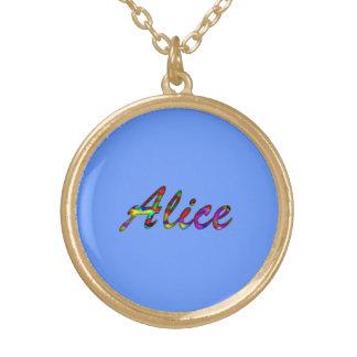 Collares de Alicia