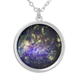 Collares del colgante de la nube de Magellanic