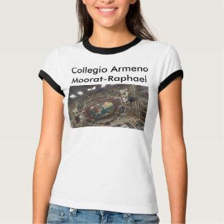 Collegio Armeno Pasillo de la camiseta de las