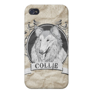 COLLIE 2 iPhone 4/4S CARCASA