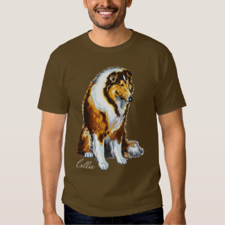 collie camiseta