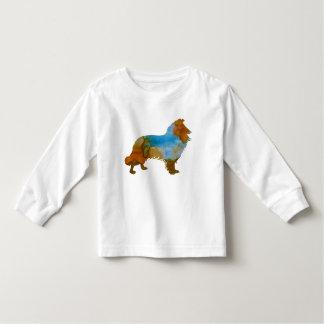 Collie Camiseta De Bebé