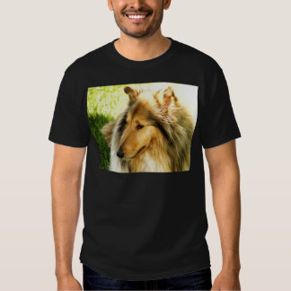 Collie Camisetas