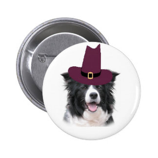 Collie Ditzy Pin~Thanksgiving de Dogs~Border